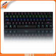 New Style Made In China Bluetooth Mechanical Keyboard for Gaming BMK61S