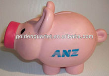 2015 Customised Plastic Animal money box /Vinyl dragon coin bank/ coin money box(SA8000, ICTI, BSCI accredited factory)