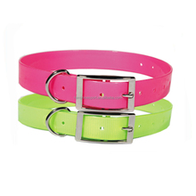 Best Selling TPU fluorescent custom dog collar