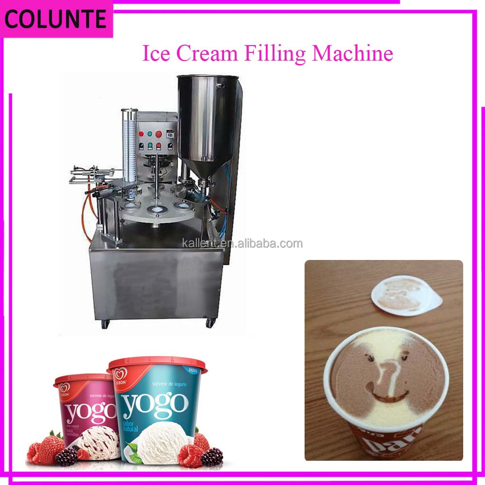 Henan Colunte Soft Serve Ice Cream Machine