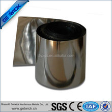 High purity 0.2mm Molybdenum strip/foil for sale