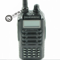 QUANSHENG TG-UV2 walkie talkie repeater 100mile walkie talkie QUANSHENG TG-UV2 two way radio walkie talkie 20km range ham radio
