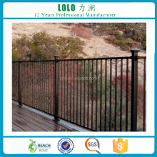 Rust Proof Metal Platform Handrail Aluminum Floor Roof Deck Railing