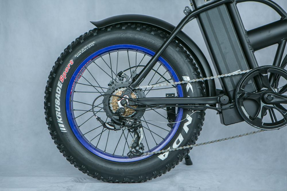 2017 electric fat bike 500W electric bike