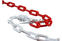 Plastic Coated Safety Link Chain Safety Chain