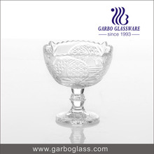 Wholesale ice cream cup sundae cup with engraved designs