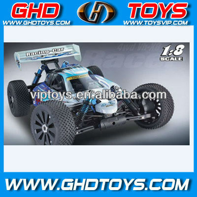 21CC 1:8 scale 4WD gas powered rc cars for sale