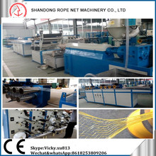 Pp Splitfilm Extruding Plastic Rope Making Tearing Film Machine