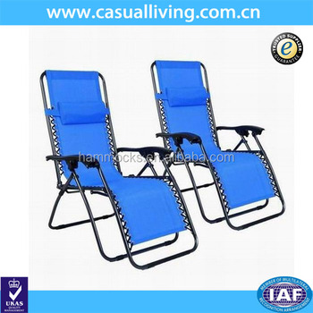 zero gravity chair outdoor folding beach chair China wholesale