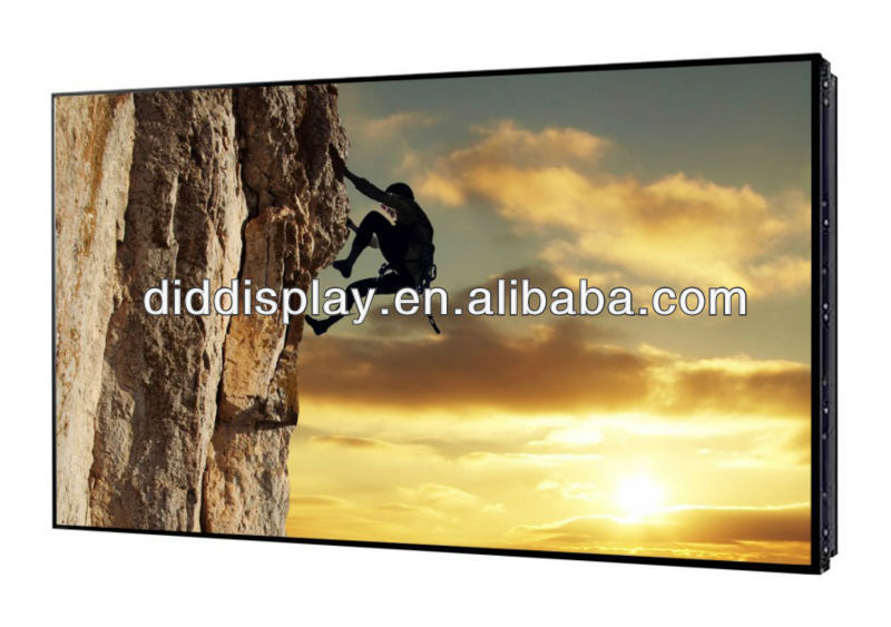 55 inch Samsung/LG LCD seamless advertising wall