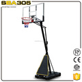 Sports equipment hydraulic portable basketball hoop for sale