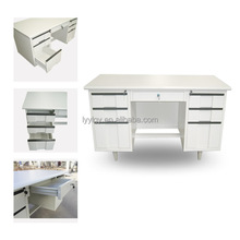 modern office furniture steel frame computer desk OD-D2 office desk