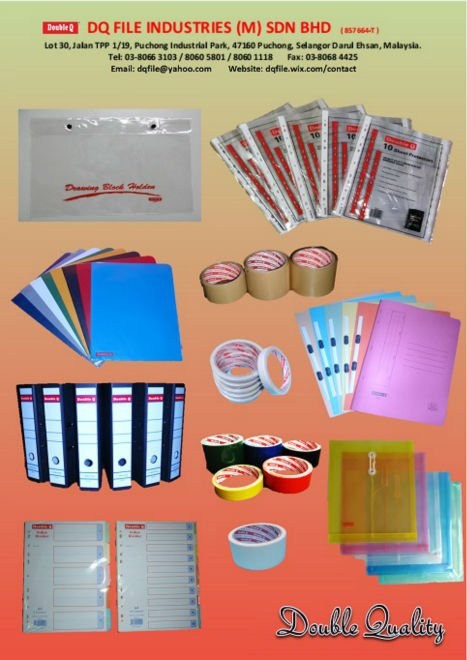 Double Q Stationery