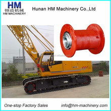 XCMG Crawler Crane QUY50 Main Hoisting Winch Drum