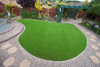 Perfect lawn all the year round to real grass decorative artificial grass artificial grass turf