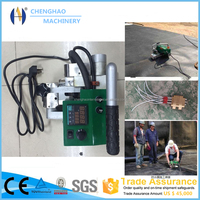China PE welding machine/HDPE geomembrane welding machine
