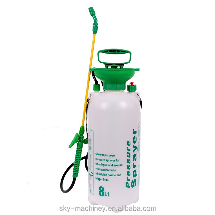 8 litre air pressure water sprayer mist <strong>spray</strong>