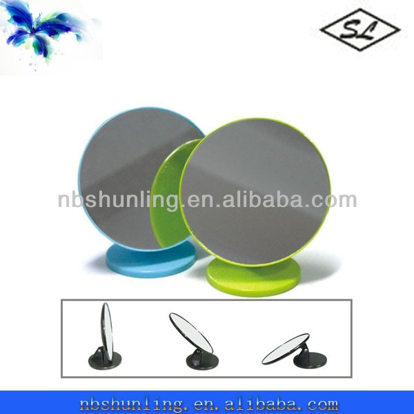 one side plastic compact make up mirror & cosmetic mirror