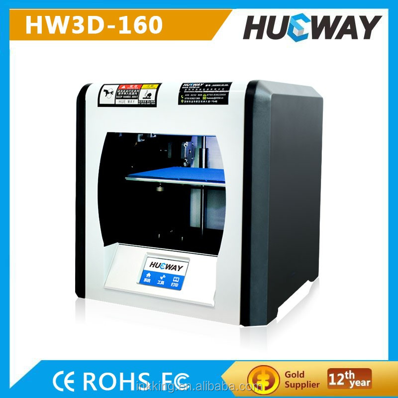 One Day Delivery Free 3D Silicing Software Personal Color 3D Printer For CNC Machine Molding