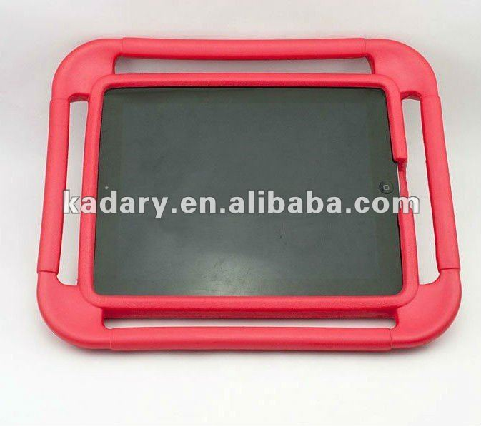 2012new design eva foam case for ipad