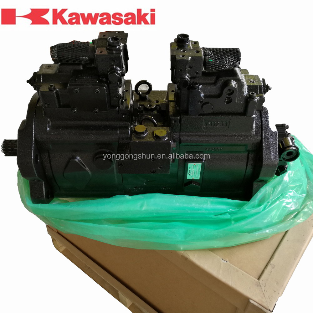 KAWASAKI ORIGINAL PUMP FOR KOBELCO,HYDRAULIC PUMP YN10V00036F1