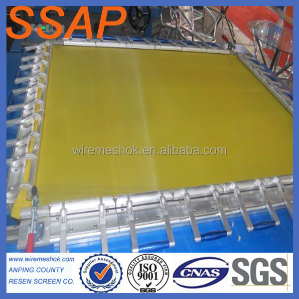 120T polyester printing mesh,silk printing screen (factory)
