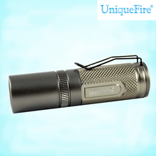 UniqueFire mini tactical led lantern diy led magnetic flashlight with clip