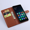 Flip phone armor cover case for xiaomi hongmi redmi note