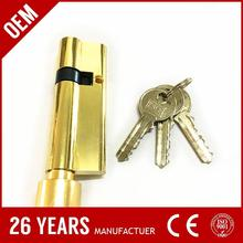 factory cheap price iron one side key one side knob blank mortise with high quality