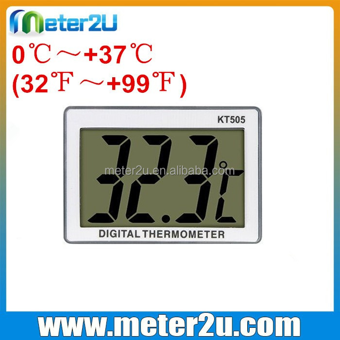 NEW Product ! aquarium digital thermometer sensor household