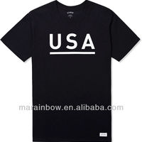 Wholesale 100 Cotton Crew Neck Printing