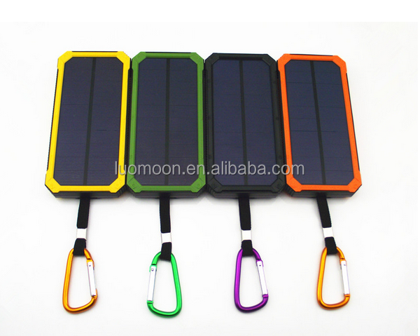 12000mah rohs solar mobile cell phone battery charger for cellphone