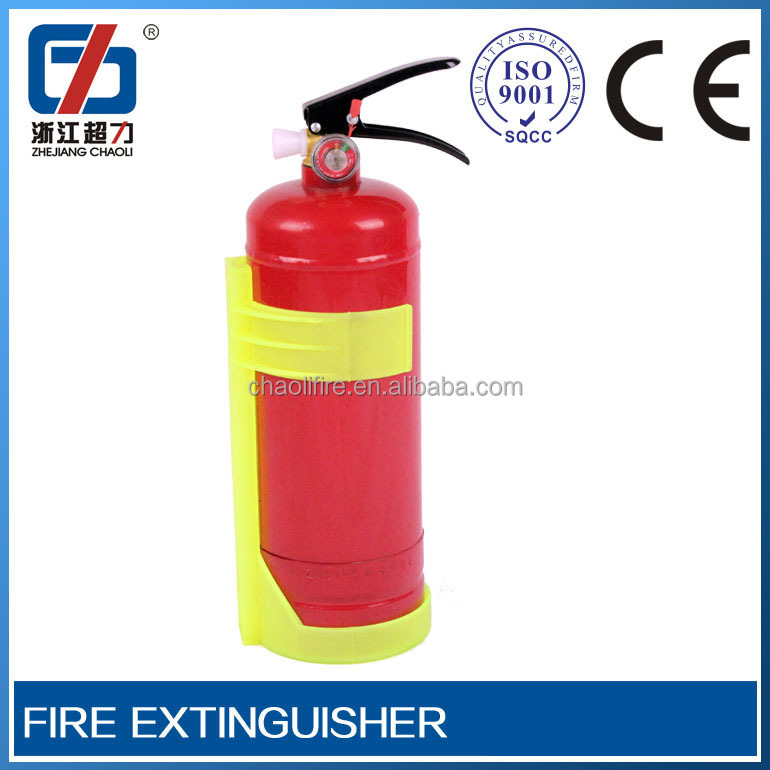 Portable automatic modular fire extinguishers