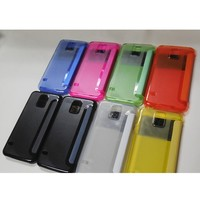 Flip Leather Case for Samsung Galaxy S5 mini , New Hot Side open Phone Cover with Call Display ID 7Colors
