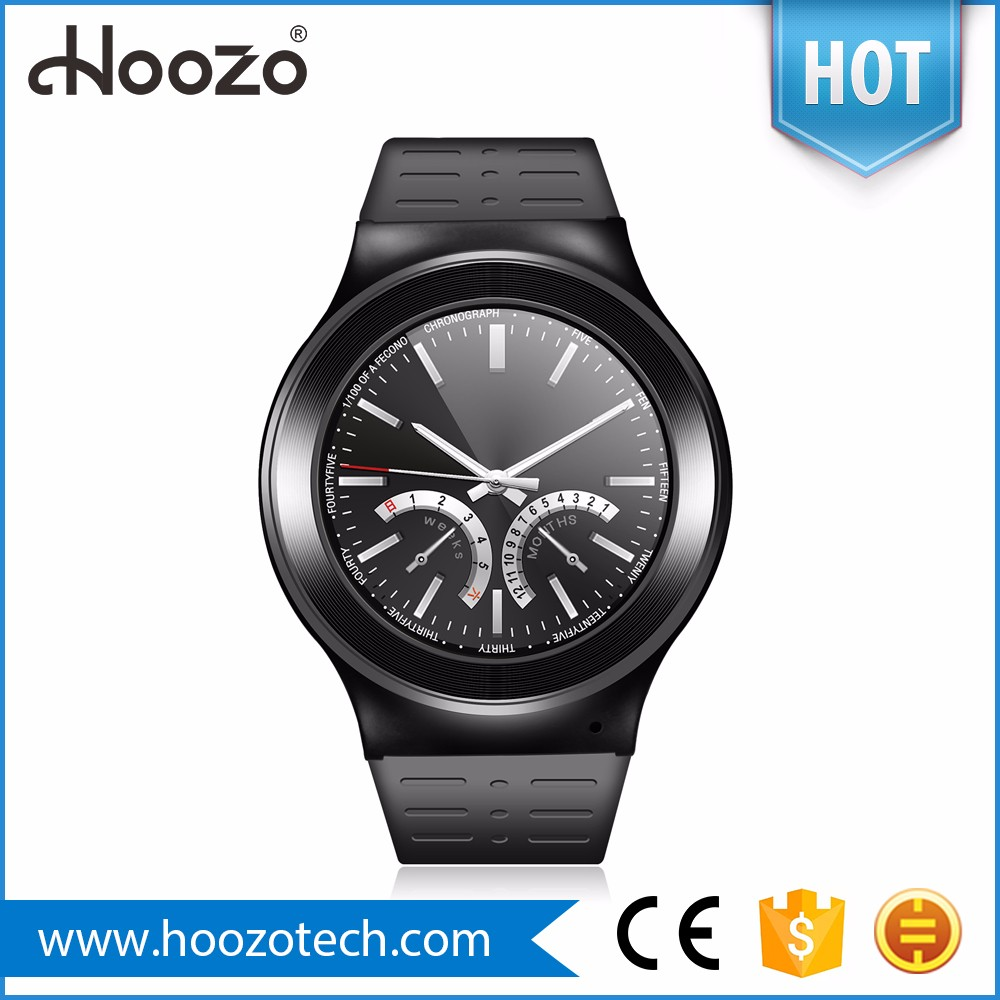 New arrival promotional price avatar smart watch mobile phone