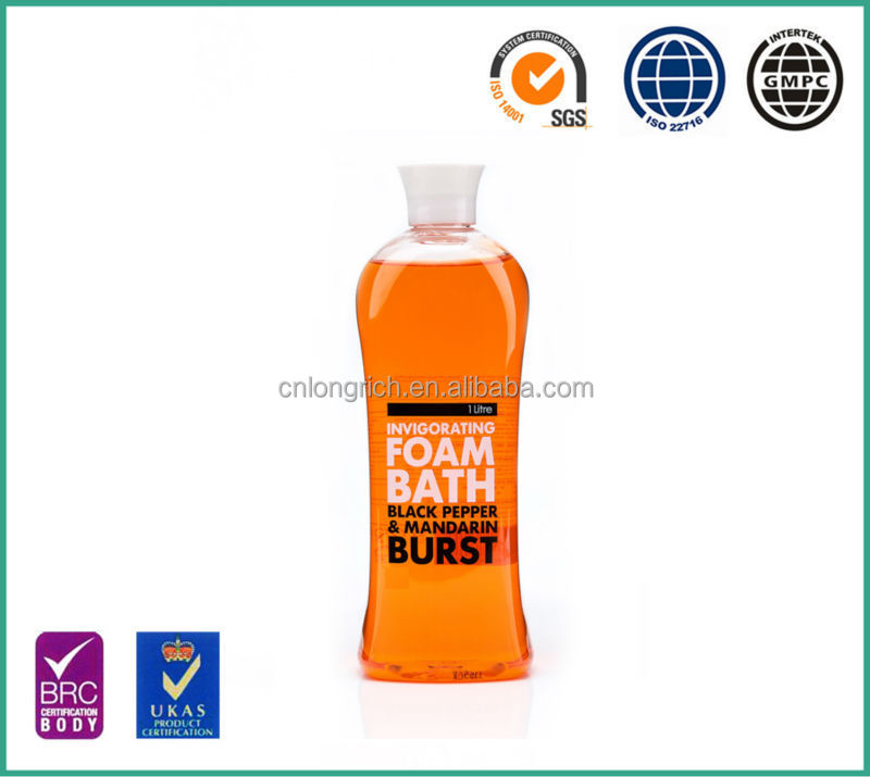 Invigorating Foam bath / Body Wash Shower Gel - 1000ml ( 1L )