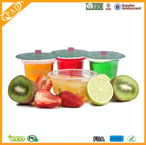 New Avrried Durable FAD Approved Heat Sealing Cup Lid