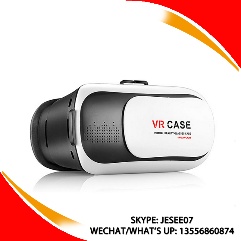 3D Glasses Glasses Type and Polarized,Virtual Reality 3D Glasses Type VR BOX