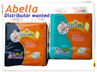 Soft Comfortable ABELLA Cloth Like Magic Tapes Velcros High Quality Baby Diaper