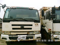 second hand nissan dump truck for sale