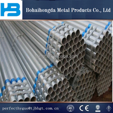 Hot dip 8 inch schedule 40 galvanized steel pipe price