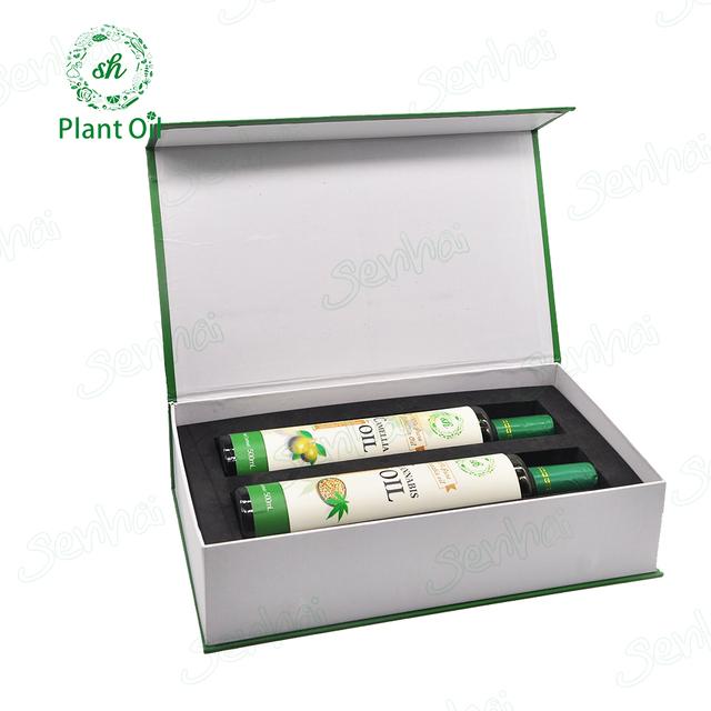 Bulk sale with FDA certification cosmetic grade hemp essential oil for saop