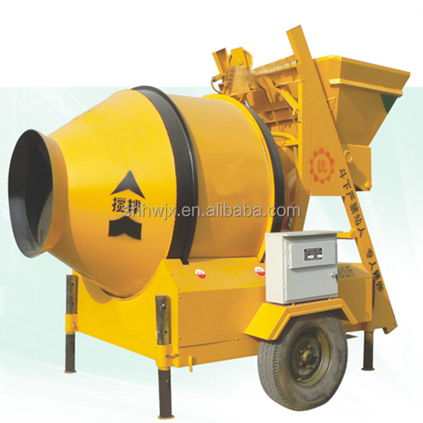 concrete mixer with pump in india price