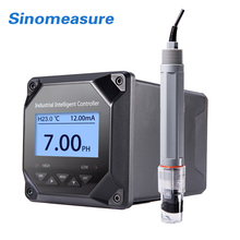 Hot sell good quality swimming pool online ph orp <strong>meter</strong> for underground water treatment