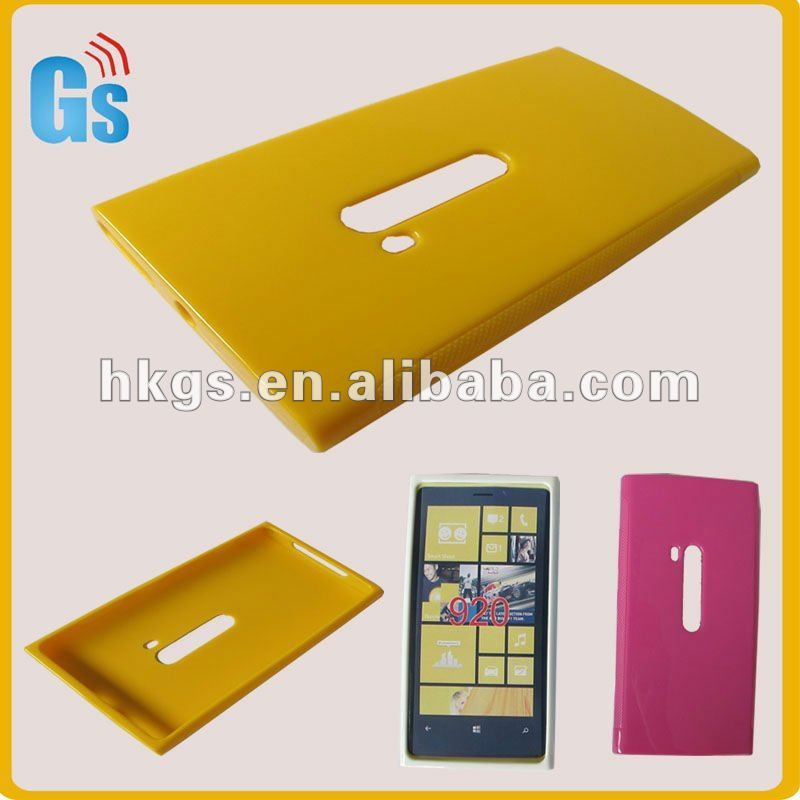 Jerry Glossy Tpu Case For Nokia Mobile Phone Lumia 920