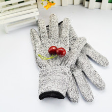 Hand protection High Quality PVC Dotted Cotton Industrial Hand Winter PU coated cut resistant gloves