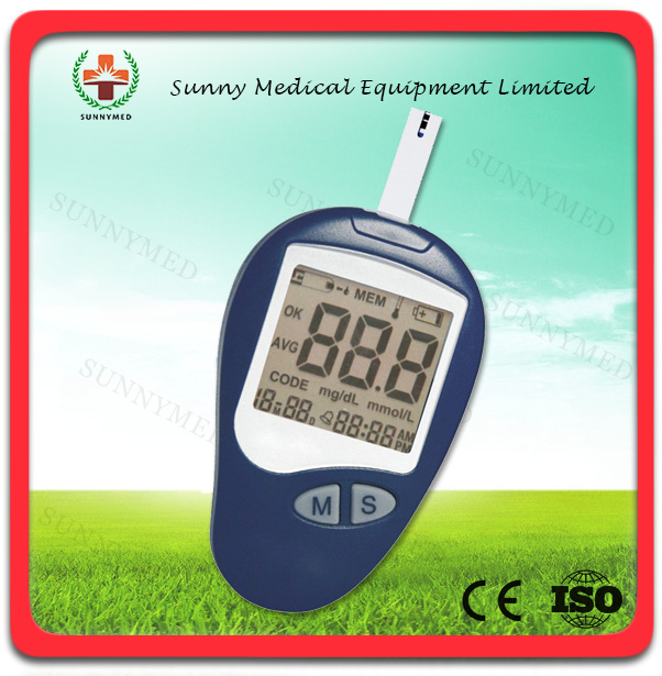 SY-G086 Free Sample Blood Glucose Meter Cheap glucometer Blood Sugar Tester