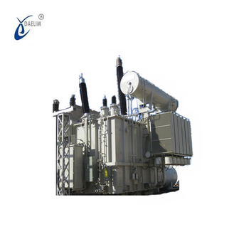 220kv 140mva High Voltage Oil Type Power Transformer with MR