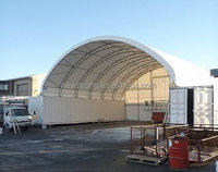 Prefabricated Container Shelter/Canopy