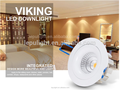 3year warranty cutout 83mm Triac dimmable 0-100% warmwhite aluminum 8w 13w quality led cob downlight